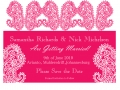 Wedding Invitation - Samantha & Nick